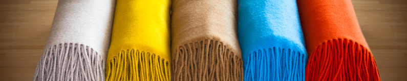 Нежные, мягкие кашемировые шарфы от Ulrike Hefel из Австрии добавят...